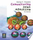 Libro de Comunicación Oral Efectiva