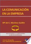 Libro de La Comunicación En La Empresa
