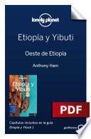 Libro de Etiopía Y Yibuti 1. Oeste De Etiopía