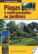 Libro de Plagas Y Enfermedades De Jardines