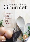 Libro de Sabores Del Buen Gourmet