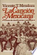Libro de La Canción Mexicana
