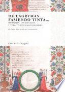 Libro de De Lagrymas Fasiendo Tinta…