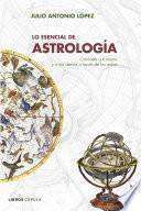 Libro de Lo Esencial De Astrología