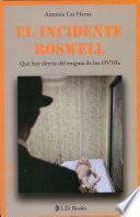 Libro de El Incidente Roswell