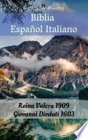 Libro de Biblia Español Italiano