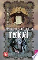 Libro de Historia De La Filosofía Medieval