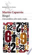 Libro de Bingo!