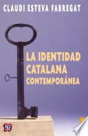 Libro de La Identidad Catalana Contemporánea
