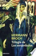 Libro de Trilogía De Los Sonambulos