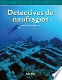 Libro de Detectives De Naufragios (shipwreck Detectives)