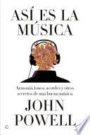 Libro de Así Es La Música