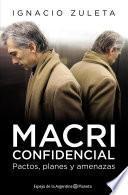 Libro de Macri Confidencial