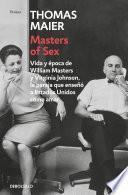 Libro de Masters Of Sex