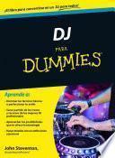 Libro de Dj Para Dummies