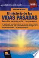 Libro de El Misterio De Las Vidas Pasadas