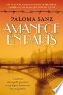 Libro de Amanece En París