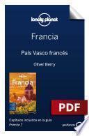 Libro de Francia 7. País Vasco Francés