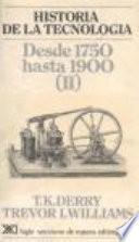 Libro de Desde 1750 Hasta 1900 (ii)