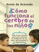 Libro de Cómo Funciona El Cerebro De Los Niños
