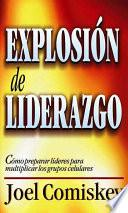 Libro de Explosión De Liderazgo