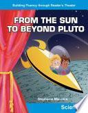 Libro de Desde El Sol Hasta Más Allá De Plutón (from The Sun To Beyond Pluto)