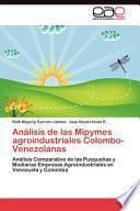 Libro de Análisis De Las Mipymes Agroindustriales Colombo Venezolanas