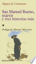 Libro de San Manuel Bueno, Mártir