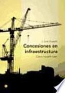 Libro de Concesiones En Infraestructura