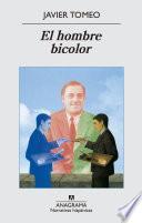 Libro de El Hombre Bicolor