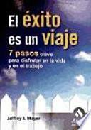 Libro de El Exito Es Un Viaje