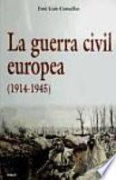 Libro de La Guerra Civil Europea, 1914 1945