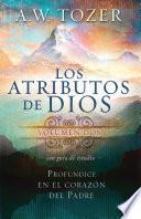 Libro de Los Atributos De Dios   Vol.2 (incluye Guía De Estudio)