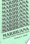 Libro de Marihuana