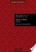 Libro de Apolo Y Dafne