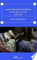 Libro de La Lectora De Fontevraud. Derecho E Historia En El Cine. La Edad Media