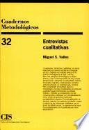 Libro de Entrevistas Cualitativas