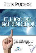 Libro de Libro Del Emprendedor, El. 4a Edic.