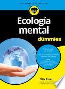 Libro de Ecología Mental Para Dummies