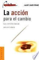 Libro de La Acción Para El Cambio