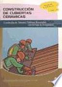 Libro de Construcción De Cubiertas Cerámicas