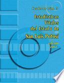 Libro de Estadísticas Vitales. San Luis Potosí. Cuaderno Número 5
