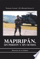 Libro de Mapiripn. Sin Perdn Y Sin Olvido.