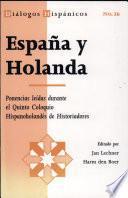 Libro de España Y Holanda