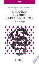 Libro de La Filosofía De La Chica Del Dragón Tatuado