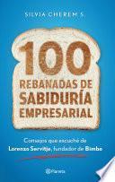 Libro de 100 Rebanadas De Sabiduría Empresarial