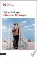 Libro de Llámame Brooklyn