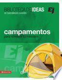 Libro de Biblioteca De Ideas: Campamentos
