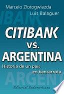 Libro de Citibank Vs. Argentina