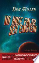 Libro de No Hace Falta Ser Einstein